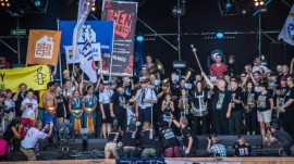 """Dziękujemy za wsparcie projektu """"2014 porad na Woodstock"""""""