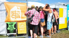 FESTIVAL POL'AND'ROCK 2018 – STACJA po raz kolejny na ASP